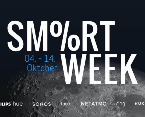 tink smart week smart home korting
