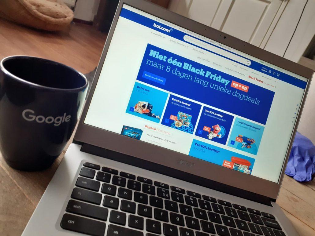 beste bol.com black friday deals smart home