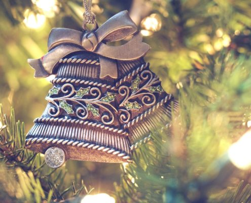 google nest hello kerst melodieën