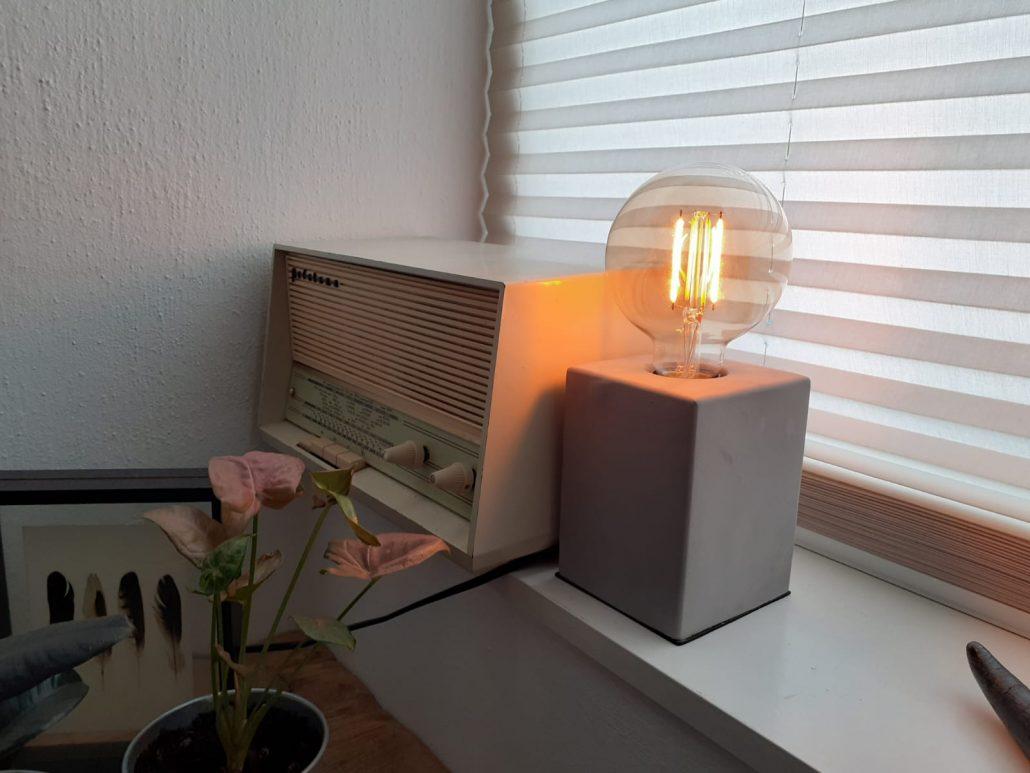 slimme vintage lamp ikea