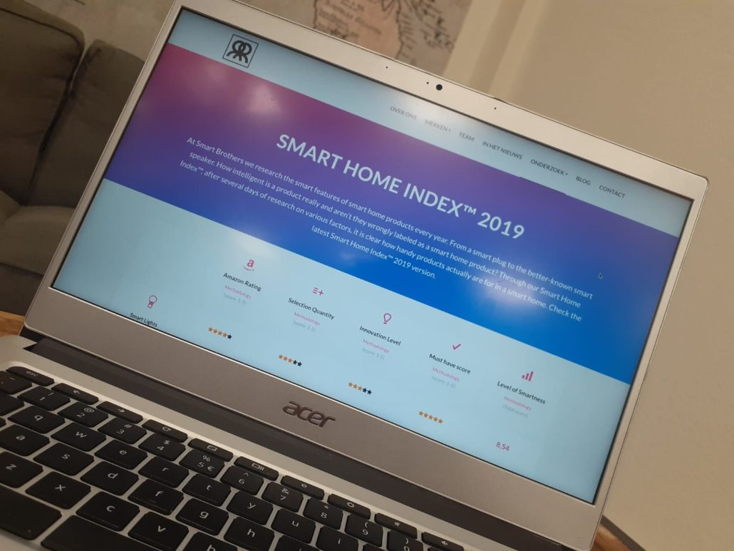smart home index