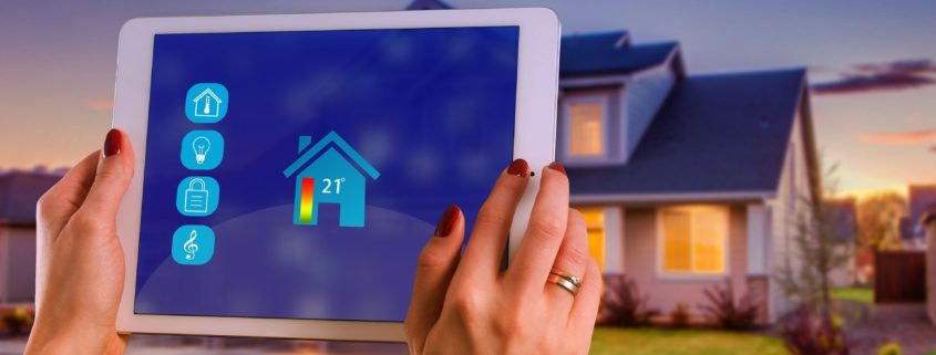 smart home groei