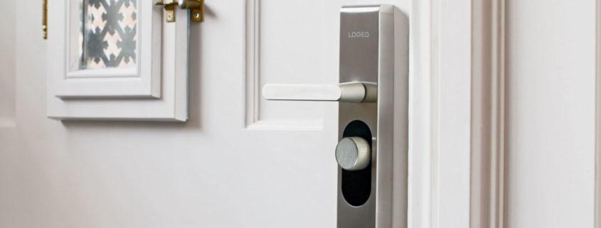 slim deurslot loqed