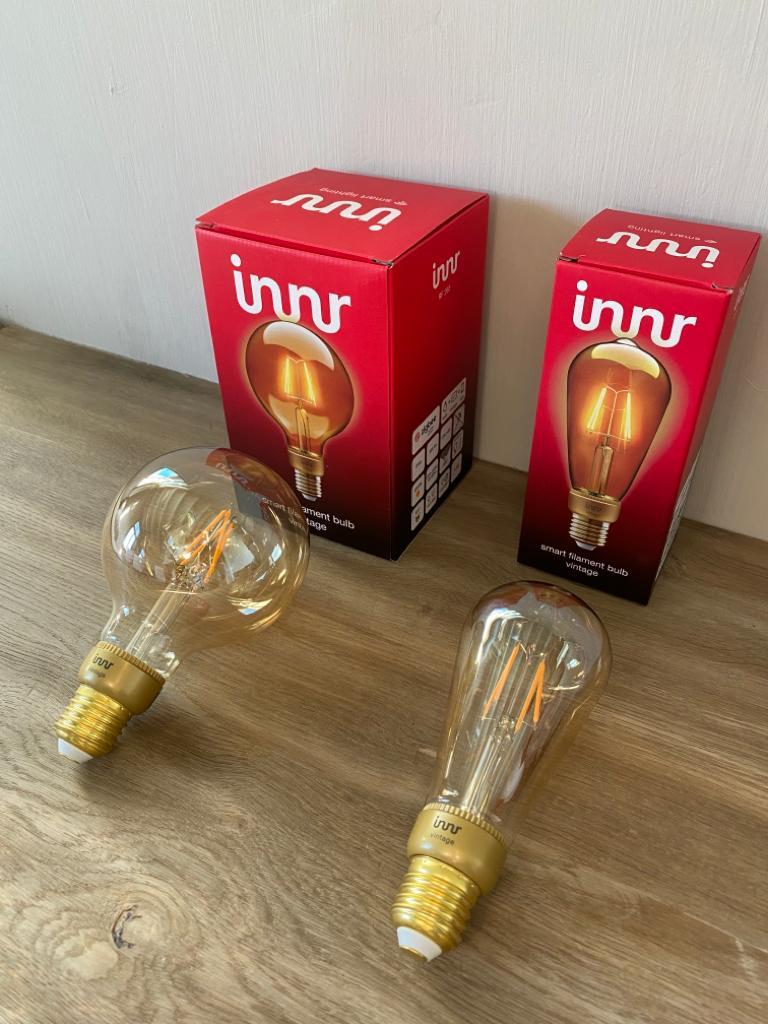filament lampen innr