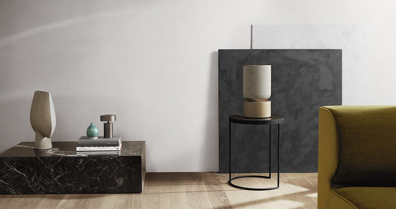 smart speaker bang & olufsen