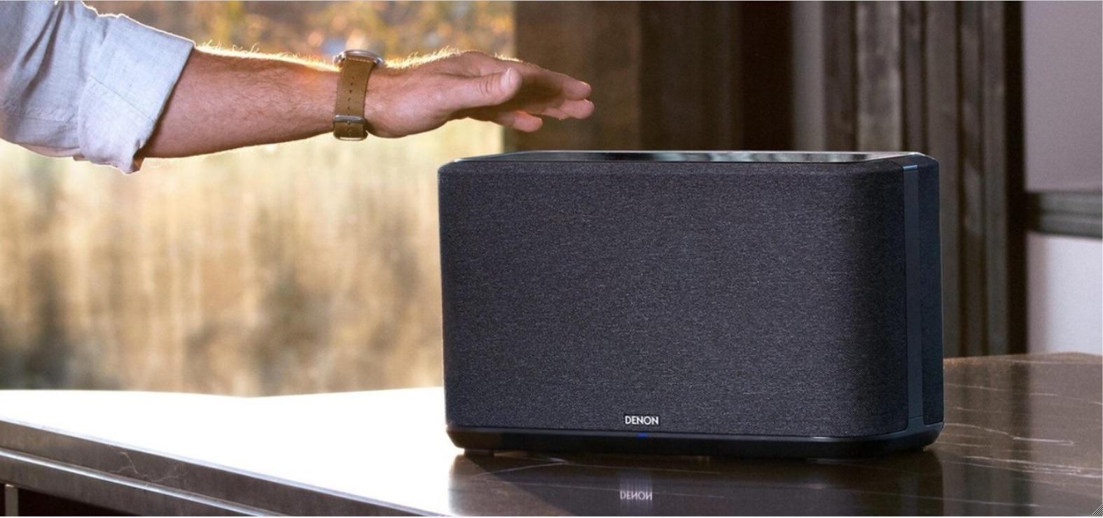 slimme speaker denon