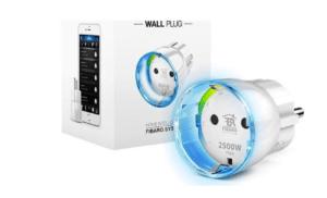 fibaro wall plug type f black friday