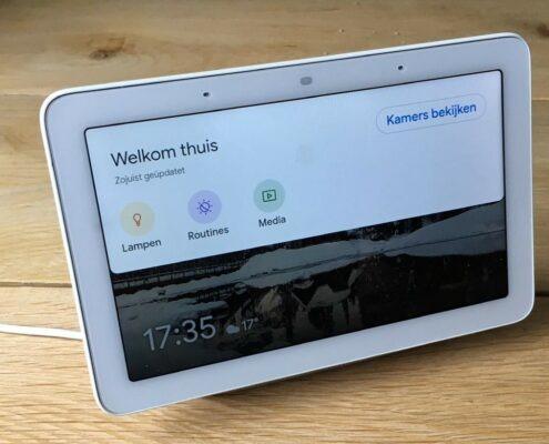 google home routines nederland