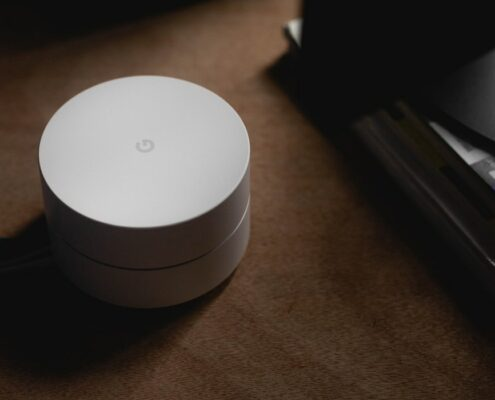 Google Breeze Wireless Adapter