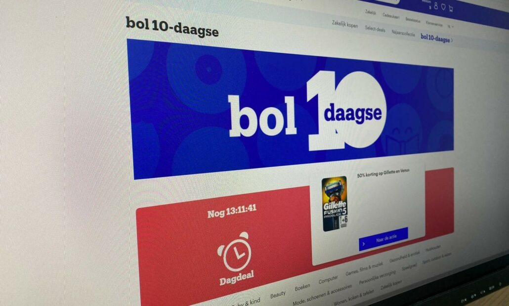 bol 10daagse smart home deals