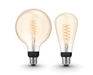 philips hue white filament lampen