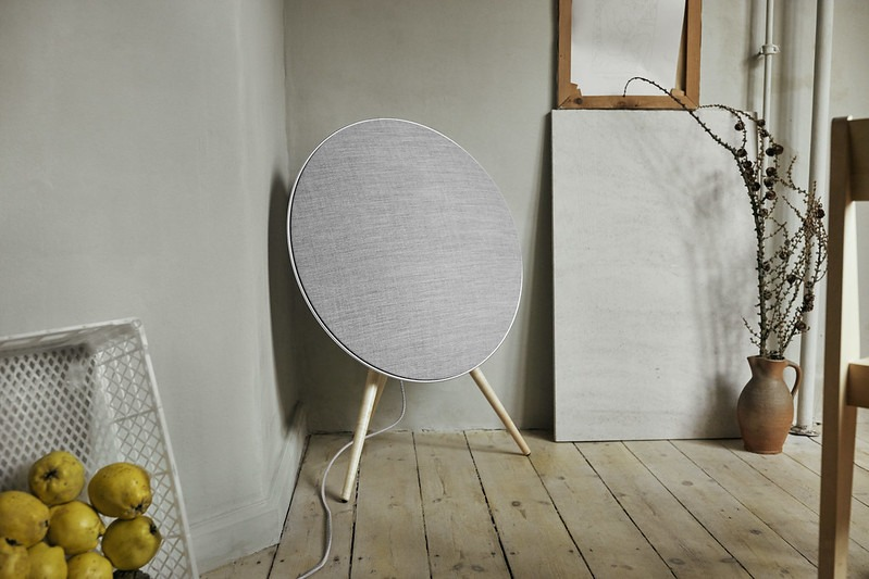 beoplay a9 in woonkamer