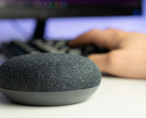 google home thuis afwezig routines