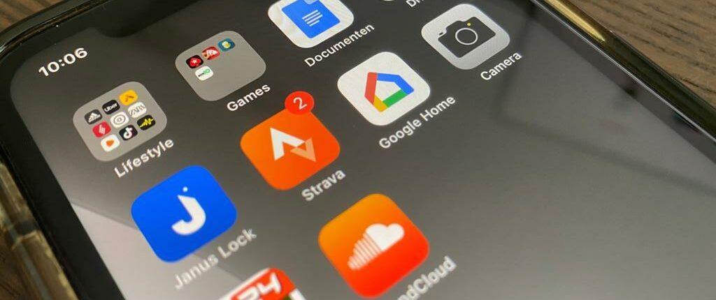 nieuw ontwerp google home app