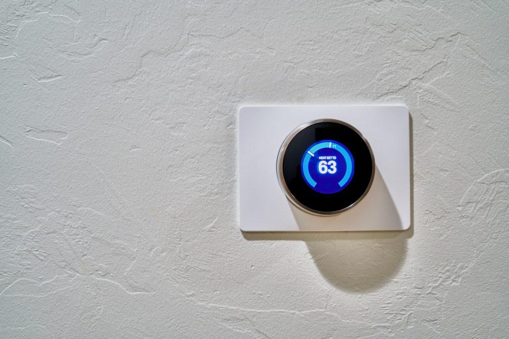 nieuwe goede google nest thermostaat