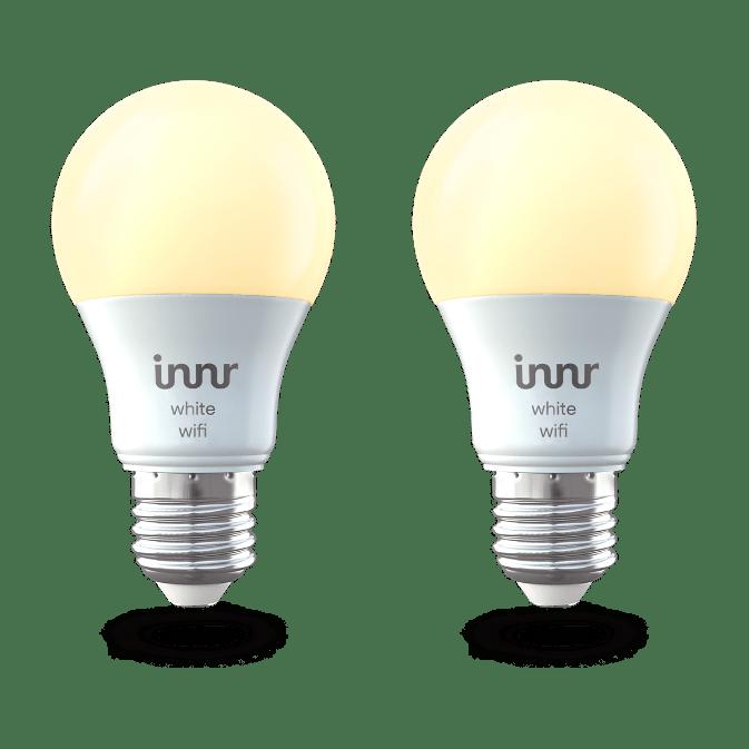 nieuwe innr slimme wifi lampen