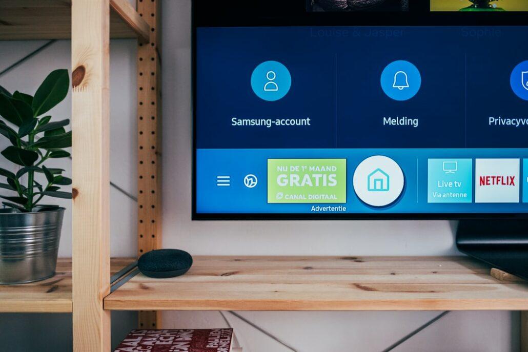 smart home nederlanders samsung