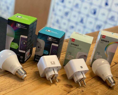 smart home producten hema duurder dan bij action