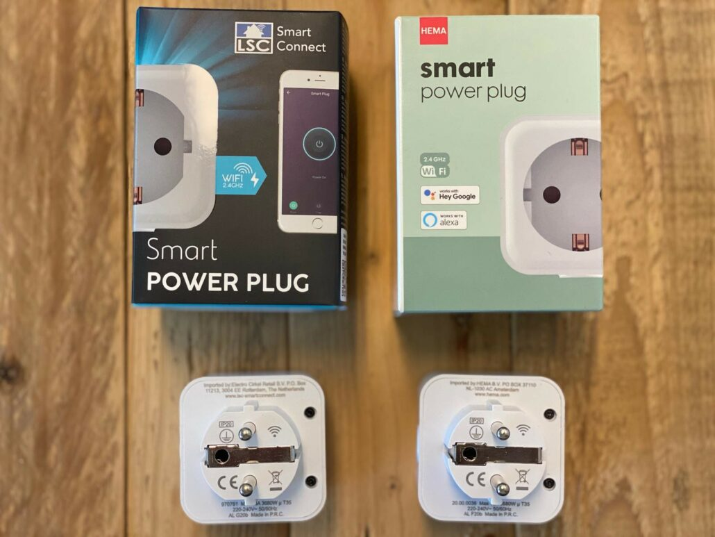 smart wifi plug action vs hema