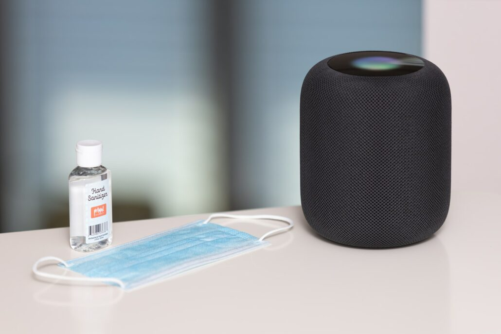 voordelen smart home corona lock down