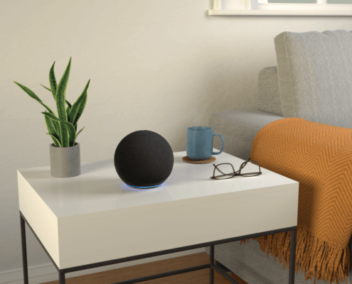amazon echo dot nederland