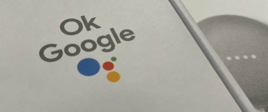 google home commando's inplannen