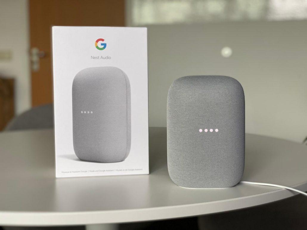 google nest audio home cinema speaker