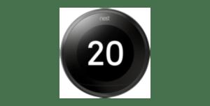 google nest thermostat aanbieding