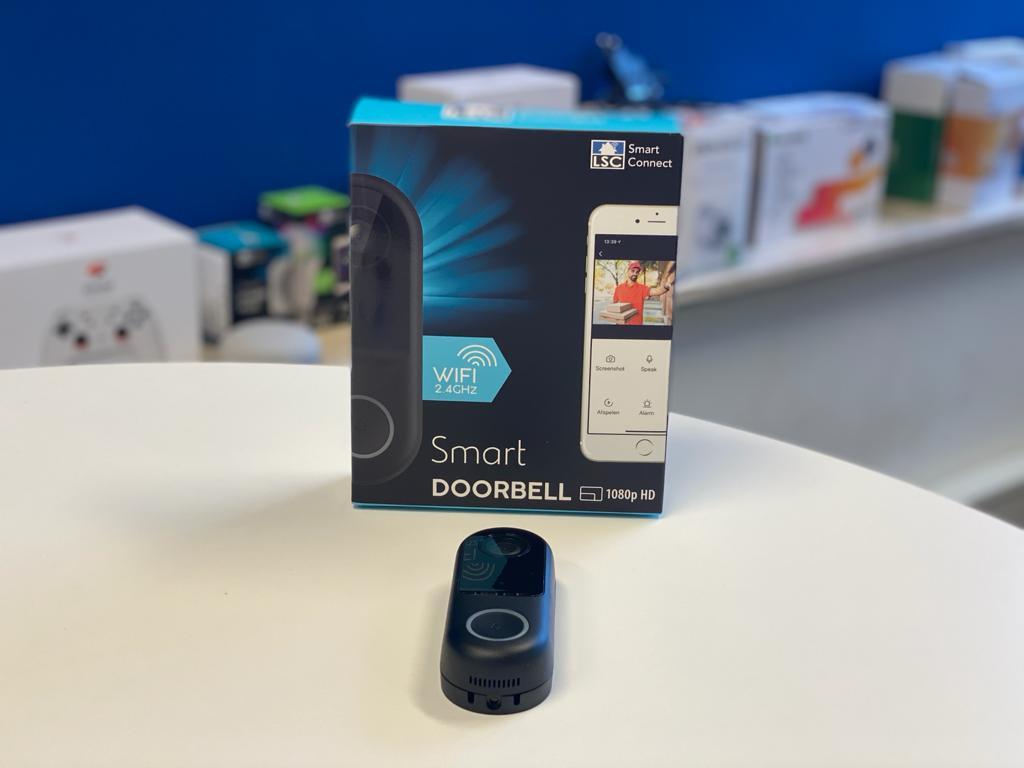 lsc smart connect video deurbel