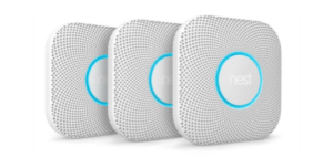 nest protect 3pack aanbieding