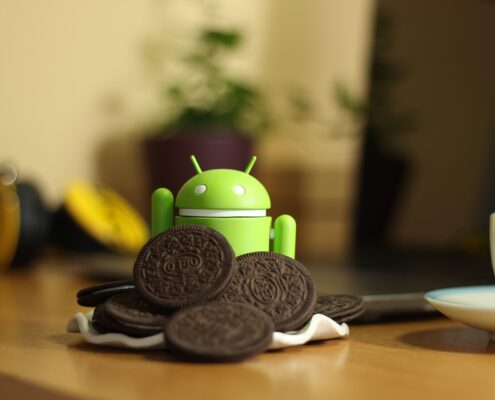 android things stopt