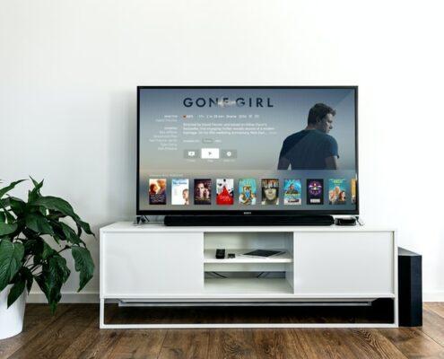 google chromecast google tv apple tv