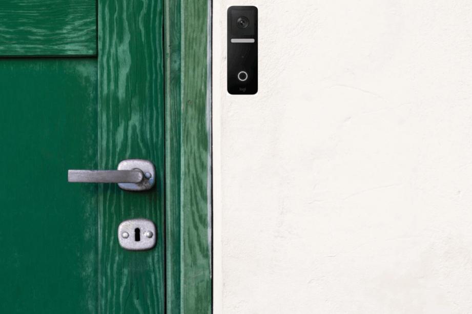 logitech circle view doorbell slimme deurbel