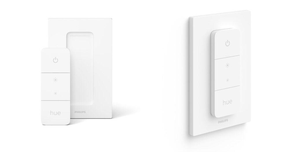 nieuwe hue dimmer switch design