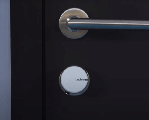 tedee smart lock slim deurslot