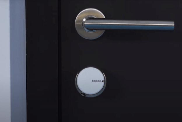 tedee smart lock slim deurslot