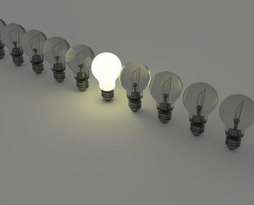 slimme lamp voor ouderen