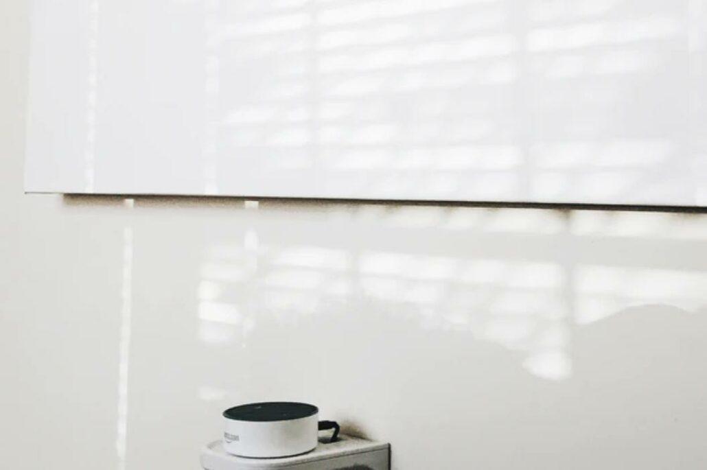 alexa smart wall display