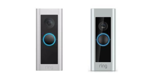 ring pro 1 versus pro 2