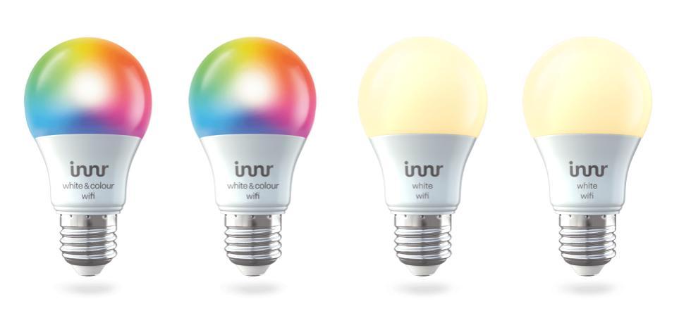wifi lampen wit kleur