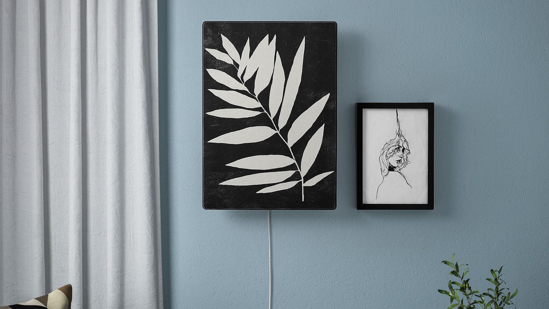 Ikea Symfonisk schilderijlijst