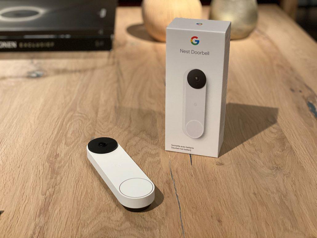 google nest doorbell review