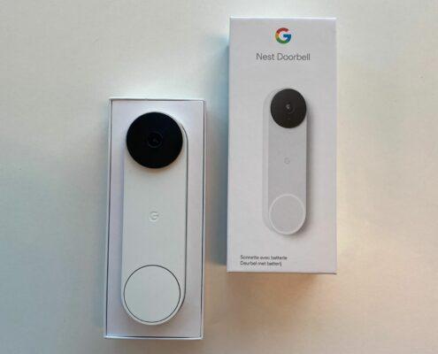 google nest doorbell vs nest hello videodeurbel